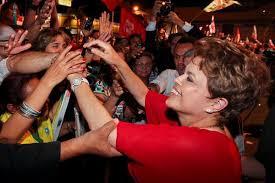 Pesquisa CNT/Ibope: 46% dão nota de 7 a 10 para Dilma e 71% dos brasileiros estão satisfeitos!