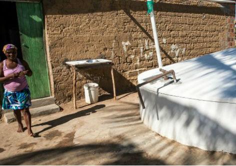 Novas unidades feitas entre 2011 e 2014 têm capacidade de armazenamento de 12 bilhões de litros e ajudará no enfrentamento da seca. - Reprodução